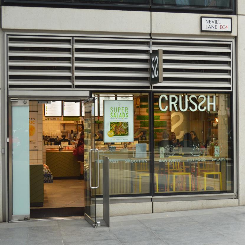 Crussh New Street Square