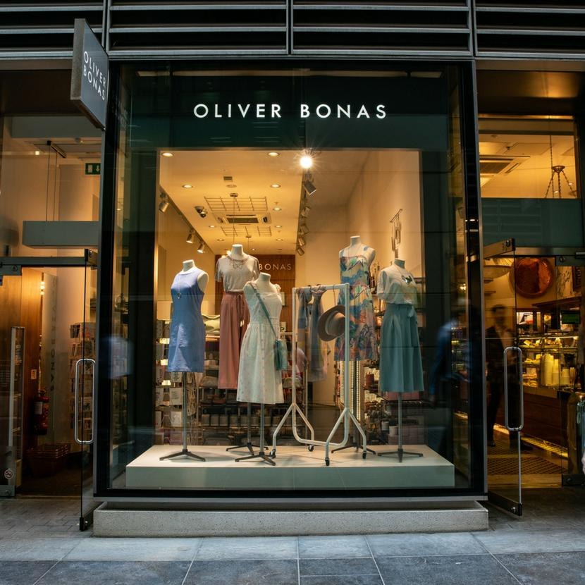 Oliver Bonas at New Street Square London