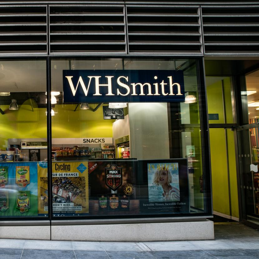 WHSmith at New Street Square London