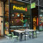 Poncho 8 at New Street Square
